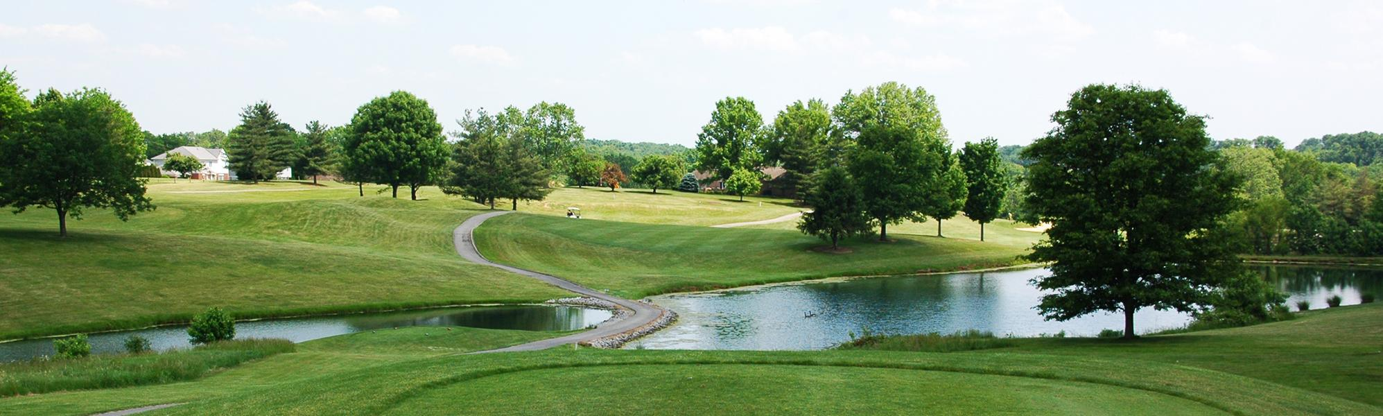 Boone County Golf Courses